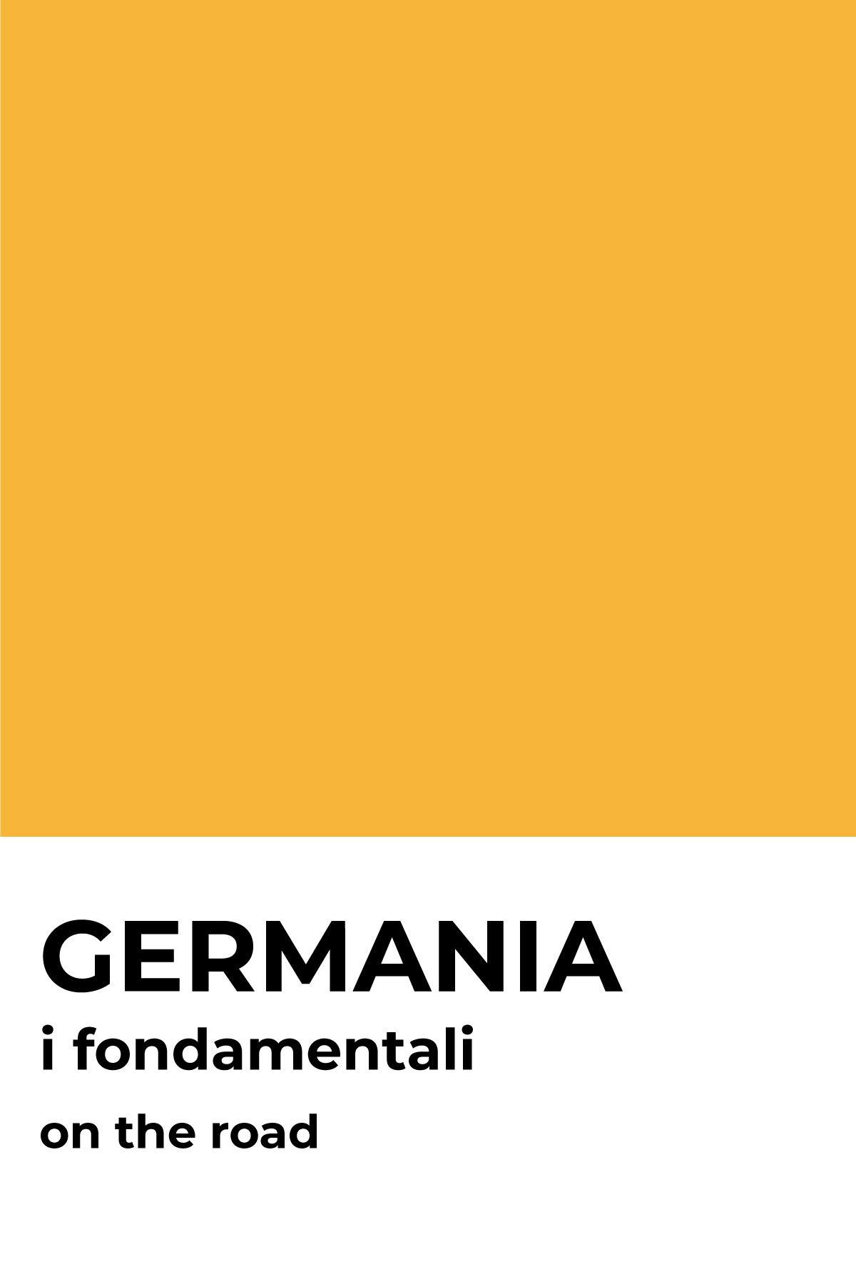 Viaggiare in Germania, i fondamentali